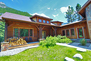 Mountain Home - Big Sky Home rentals