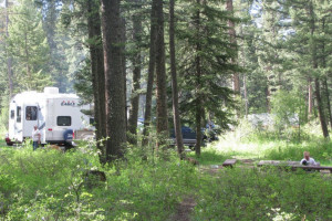 National Forest Camping & RV Sites - Book ONLINE